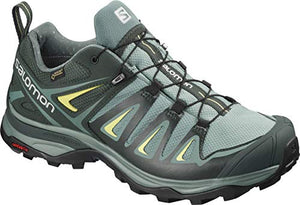 Salomon Womens X Ultra 3 GTX Waterproof Hiking Shoes