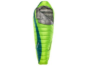 Thermarest Questar Gemini Green Long 20F/-6C