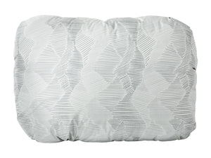 Thermarest Down Compressible Pillow Gray Mountain Regular