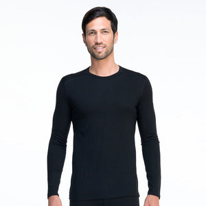 Icebreaker Men's Oasis Long Sleeve Crewe - 200gm - Merino Wool Baselayer