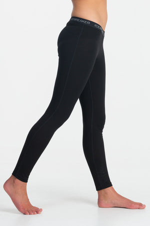 Icebreaker Women's Oasis Leggings - 200gm - Merino - Soft, Warm, Breathable