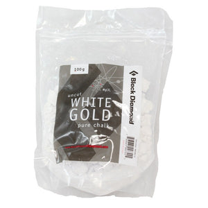 Black Diamond Uncut White Gold Loose Chalk - 100g