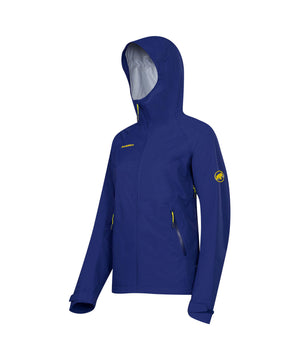 Mammut Ebba Jacket, Womens Hard Shell, Waterproof Breathable