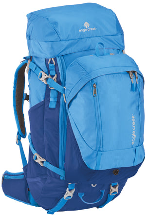 Eagle Creek Deviate Travel Pack 45L+15L, Womens, Brilliant Blue