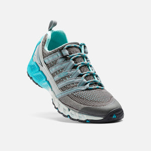 Keen Versago Women's Multi-sport Shoe, Neutral Gray/Radiance