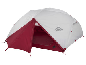 MSR Elixir 4 Lightweight Tent 4-Person 3 Season Tent
