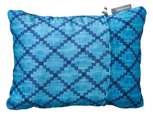 Thermarest Compressible Pillow Large Blue Heather