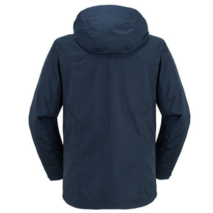 Jack Wolfskin Mens Arroyo Waterproof Rain Jacket