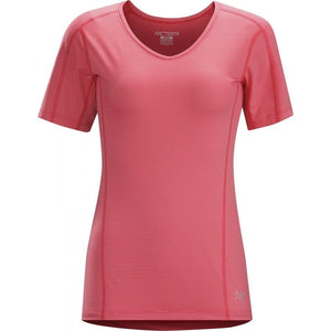 Arc'teryx Motus Crew Short Sleeve Women's Tee Shirt - Discontinued Colours