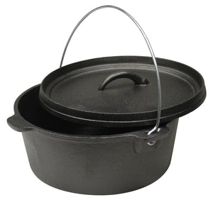 World Famous 4 Quart Dutch Oven