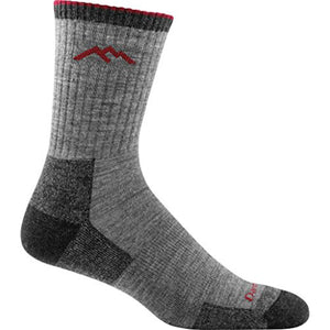 Darn Tough Mens Hiker Micro Crew Cushion Socks