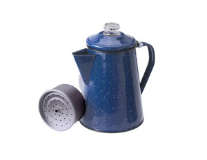 GSI Percolator 12 Cup - Blue