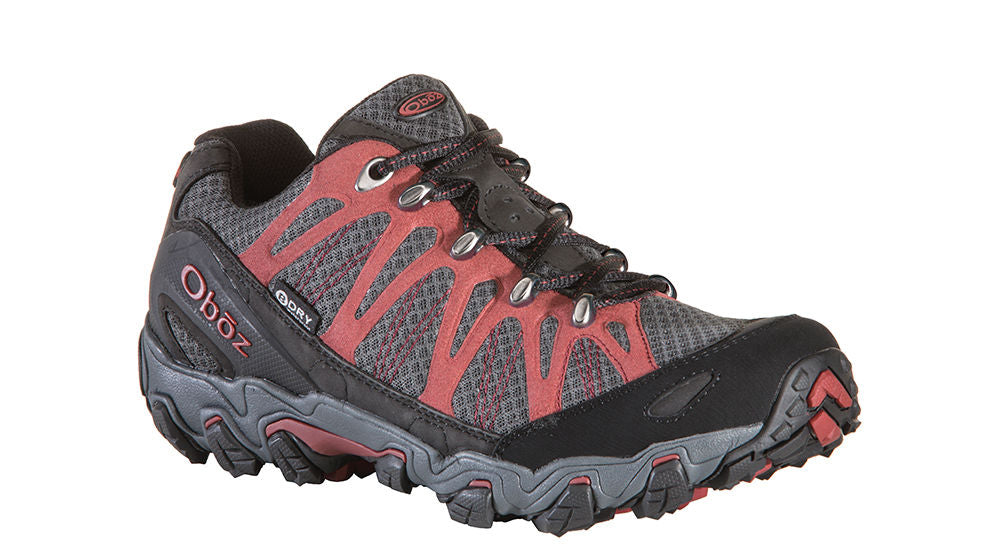 7c6eff48b65 Oboz Traverse Low BDry Hiking Boot, Mens -Waterproof Synthetic Leather,