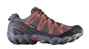 Oboz Traverse Low BDry Hiking Boot, Mens -Waterproof Synthetic Leather,