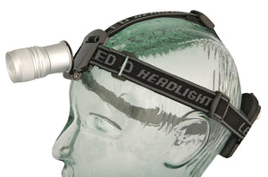 North49 1 Watt Aluminum Headlamp