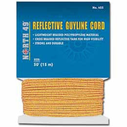North 49 Reflective Guyline Cord