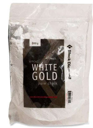 Black Diamond Uncut White Gold Loose Chalk - 300g