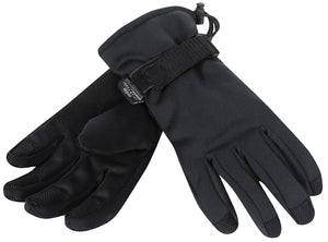 Misty Mountain Mens Thinsulate Insulated Softshell Gloves