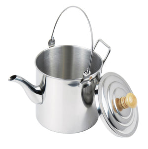 Chinook Ridge Stainless Steel Kettle 3L