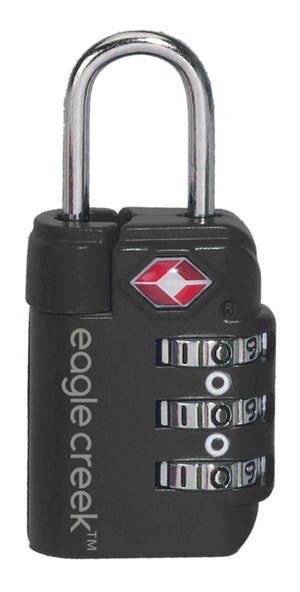 Eagle Creek Travel Safe TSA Lock Graphite