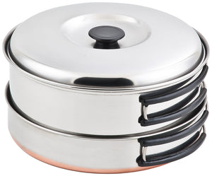 Chinook Ridgeline Stainless Steel Trio Cooksets