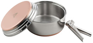Chinook Plateau Stainless Steel 2 Person Cooksets
