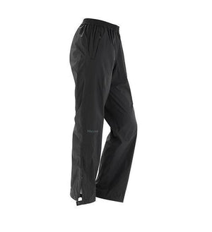 Marmot PreCip Pant, Womens Waterproof, Black