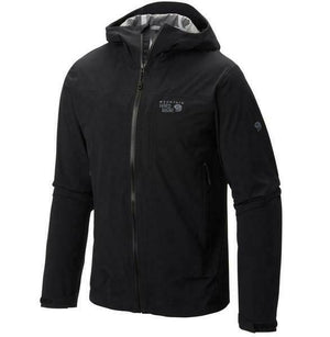 Mountain Hardwear Men's Stretch Ozonic Rain Jacket Waterproof, Breathable