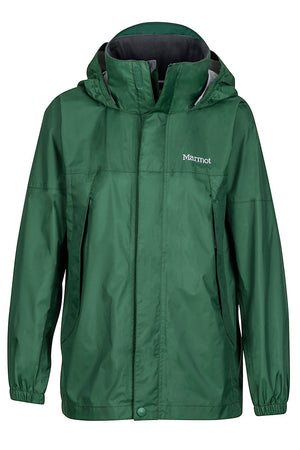 Marmot Boys Precip Rain Jackets Medium