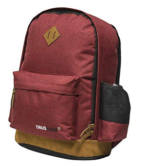 ObusForme Campus 30 Daypack with Laptop Sleeve Red