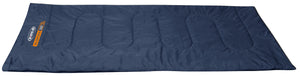 North 49 Muskoka 320 Ultra Compact Rectangular Sleeping Bag 5C Navy