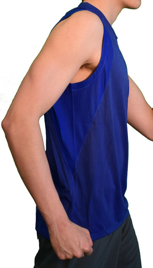 Salomon Men's Trail Runner Sleeveless Tee