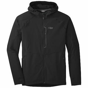 Outdoor Research Mens Ferrosi Hooded Jackets Small