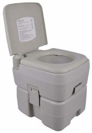 World Famous 20 L Portable Flush Toilet