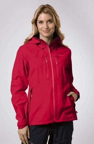 Helly Hansen Womens Odin Traverse Helly Tech Professional Rain Jackets