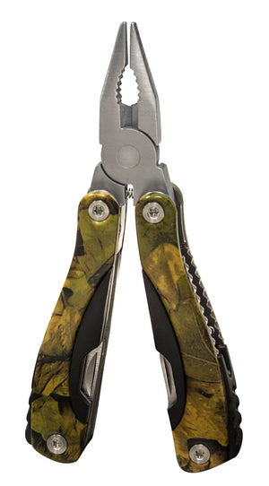 World Famous Camouflage 14 Function Multi-Tool