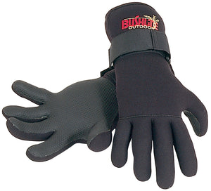 Bushline Outdoor Fishing Gloves Large/X-Large