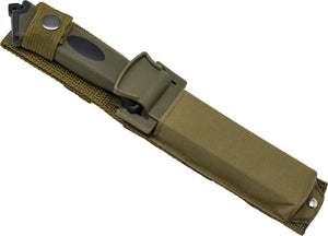 Bushline Outdoors Generation 2 M.O.L.L.E Belt Knife Coyote