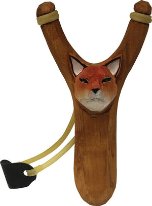 World Famous Wooden Animal Slingshots