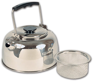 North 49 Stainless Steel Tea Kettles 1L