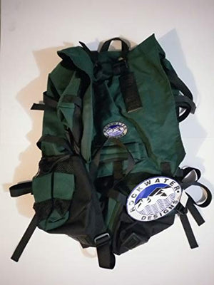Rockwater Designs Swift Current Canoe Pack 98L