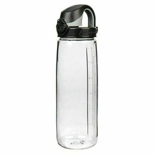 Nalgene 700 mL OTF clear with sprout cap bpa free