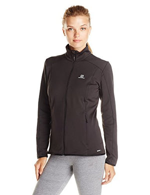 Salomon Women's Discovery FZ Top