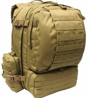 Mil-Spex Tactical Assault Packs 60L Heavy Duty Military Style