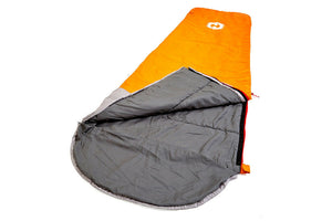 Hotcore T-100 0C/32F Tapered Sleeping Bag Packable and Lightweight