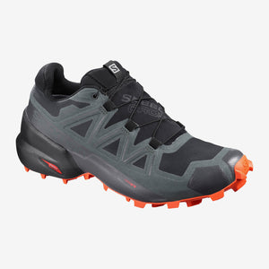 Salomon Mens Speedcross 5 GTX Waterproof Trail Running Shoes