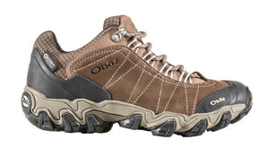 Oboz Womens Bridger Low BDRY Waterproof Hiking Shoes Size 9