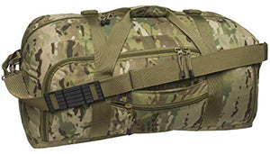 Mil-Spex Equipment Duffle 85L Military Style Uniflage Camo