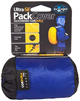 Sea to Summit Ultra-Sil Pack Cover, X-Small, Blue