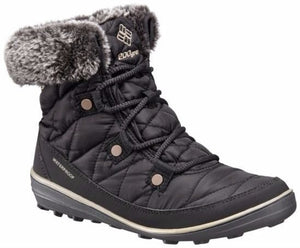 Columbia Women's Heavenly Shorty Omni-Heat Boot
